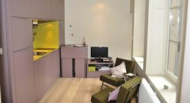 Apartment furnished T1 1 rooms for 1 à 2 people in Lyon  close to Cordeliers