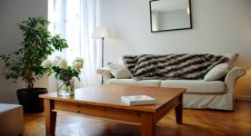 Apartment furnished T2 2 rooms for 2 à 4 people in Lyon close to Masséna