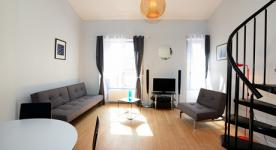 Apartement furnished T1 1 rooms for 2 to 4 people in Lyon close to Terreaux