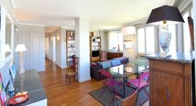 Apartement furnished T3 3 rooms for 2 to 4 people in Lyon close to Préfecture