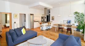 Apartment furnished T3 3 rooms for 2 à 4 people in Lyon close to Opéra