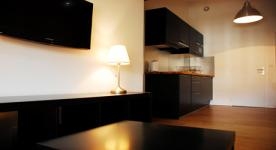 Apartment furnished T2 2 rooms for 1 à 2 people in Lyon close to Terreaux