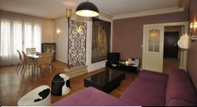 Apartment furnished T4 4 rooms for 5 à 6 people in Lyon close to Brotteaux