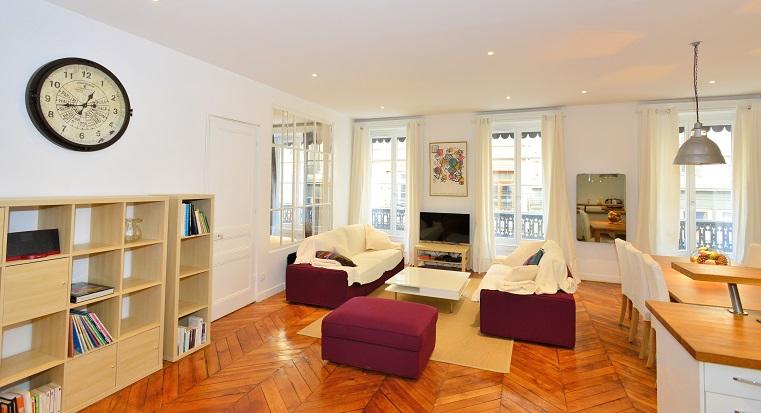 Appartement meubl lyon 1 location t4 terreaux appart - Location appartement meuble lyon particulier ...