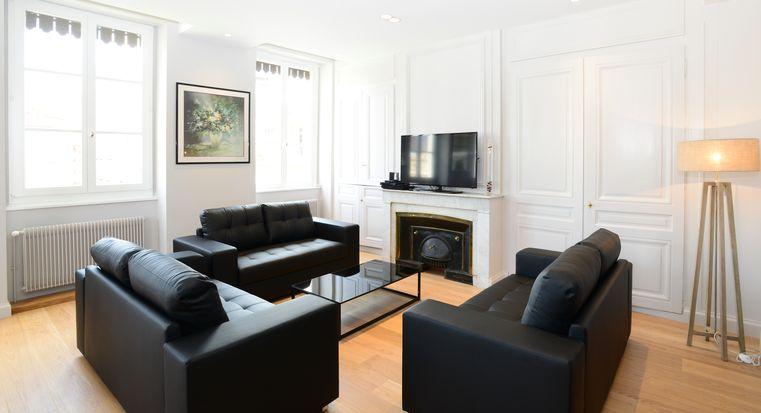 Location meubl e lyon 2 t3 meubl bellecour appart 39 ambiance - Location t3 meuble toulouse ...