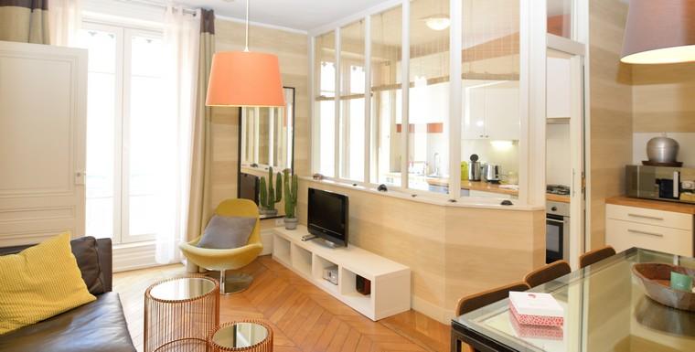 Appartement meubl lyon 2 location t3 c lestins appart 39 ambiance - Location studio meuble lyon 2 ...