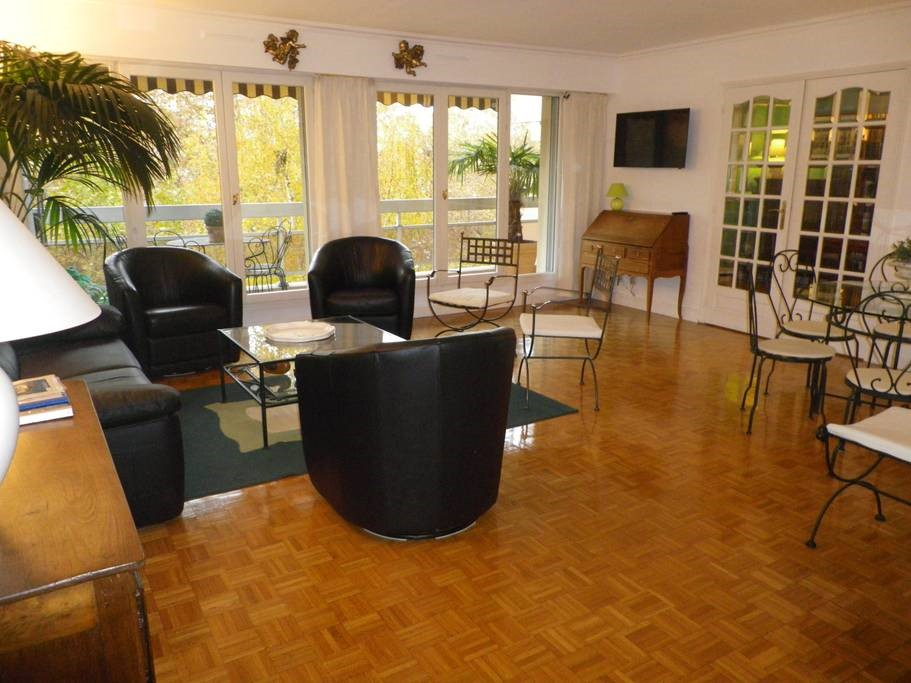 Appartement meubl lyon 4 location t5 sa ne appart 39 ambiance - Location appartement lyon meuble ...