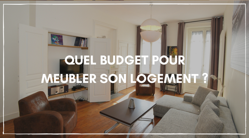 Quel Budget Pour Meubler Son Logement Appart Ambiance
