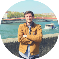 Geoffroy, Digital Project Manager