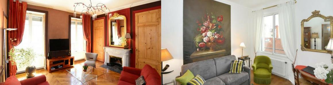 h bergement temporaire lyon appart 39 ambiance. Black Bedroom Furniture Sets. Home Design Ideas
